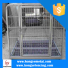 High Safety Galvanized Wire Mesh Dog Fence/Dog Cage