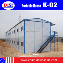 K02 Prefab House China, Prefab Container/Poultry/Hen/Shipping/Wooden/Beach House, Prefab House