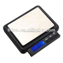 Stainless steel platform digital Pocket Scale