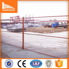 China alibaba steel metal welded metal galvanized temporary fence