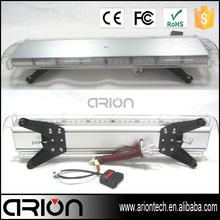 72 LED bar light off-road vehicles led surface mounted light bar 15 directional lighting pattern