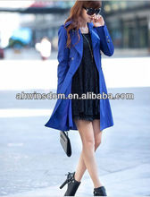 d42334a EUROPEAN NEWEST FASHION WOMAN LONG STYLE BIG COAT