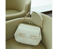 fashion designer ladies envelope metal clutch bag made in china