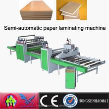 HSHM1350TZ-D China wood based panel machine with five group hot press