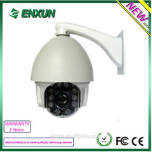 """720P Onvif PTZ IP Camera High Speed Dome IP Camera 1MP Real time Waterproof IP66 with 1/2.7"""" CMOS Senser"""