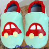 2015 Genuine Leather moccasins soft sole Leopard pattern newborn baby shoes