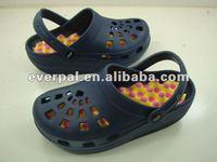 2013 children new eva garden shoe design sandals