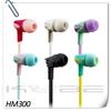 Factory wholesale best 3.5mm connectors cute earphone for girls