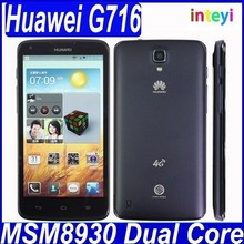New Original HUAWEI G716 MSM8930 Dual Core 1.2GHZ Unlocked Mobile Phone Android 4.2 1G RAM 4GB ROM 8mp Camera Cell Phones