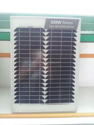 20W manufactory solar panel small solar panels mono pv solar panel