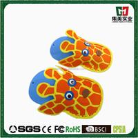 EVA foam toy for children animal slipper for children promotion
