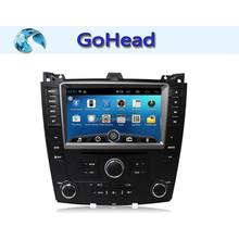For BYD G6 Android 4.4 FM Bluetooth Radio Aux in Wifi USB MP3 GPS Car DVD Player