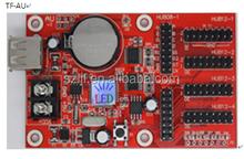 TF-AU Control Card for P10 LED Display(CE&RoHS Compliant)