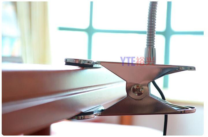 Wholesale Led C Clamp Lamp Spot 5v Usb 3w Reading Lamp