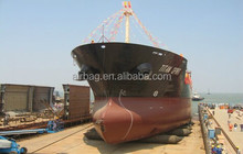 Super quality JINZHENG brand marine airbag for ship launching approved ISO 14409