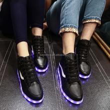simulation led shoes color change led sneaker led shoes