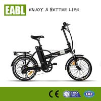36v lithium battery range 60km cheap mini folding e-bike/bikes for sale