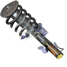 OE 96226990 high quality partner shock absorber car brands shock absorber for Opel ASTRA F (56_