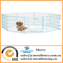 24''X24'' black color excrcise play pen for dog/small animal kennel cage