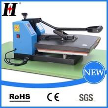 cheap hengxing manual t-shirt printing heat press machine