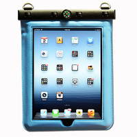 Waterproof Bag for Apple ipad pouch bag Protective for Apple ipad 2/3/4/5 Air Retina 9.7 / 10 inch tablet underwater diving Case
