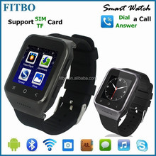 Full Functions Android 4.4 3G WiFI 5.0MP Camera smart watch bracelet