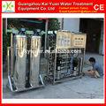 De control automático 750l/h revsese osmosis ro del sistema eléctrico en casa de destilación de agua dispositivo