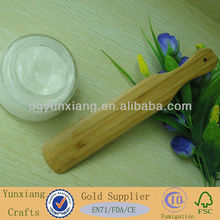 cosmetic bamboo spatula personalized skin care paddle