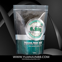 6mm White airsoft bbs toy gun pellets plastic bb balls 0.20gram 1kgs/bag wholesales