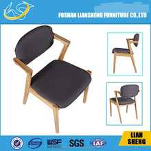 A012 hot sale matel banquet chair hotel chair wood chairs
