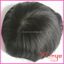 Best Hair Replacement Systems for man , Men s Toupee Hair Pieces