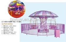 Guangzhou manufacturer luxury Flying chair for sale LT-4051A