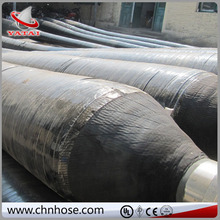 China cheap PE Floating Dredge Pipe on the Sea and River