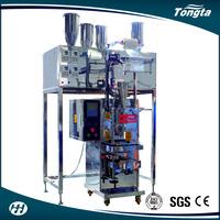 Factory price Automatic trangle small tea bag making machine