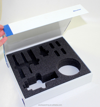 Cardboard Box for Medical Device Cardboard Box with Blister Tray