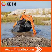 floating excavator For civil construction