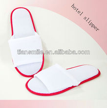 Ireland 2013 new design hotel slippers non-woven