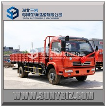 Dongfeng 4X2 medium duty lorry truck medium size cargo truck