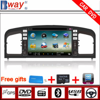 Bway In Dash 2 din Car PC stereo for Lifan 620 CAR DVD with GPS car Radio Bluetooth steering wheel