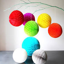 wedding centerpiece decoration paper honey comb balls for party/wedding decoration