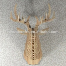 animal heads decor ,new 2012