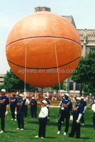 Giant inflatable basketball with helium S3039