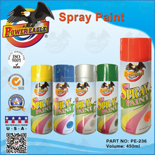 PE Waterproof Acrylic Car Paint