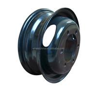 steel car wheel rims 4Jx13 for tire 5.50-13/5.00-13 /6.00-13