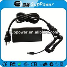 High quality certificate EU power adapter 220v to 5v plus USB 12v power adapter PA1065
