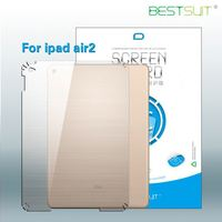 2015 Cell phones accessories for ipad 2 TPU screen protector