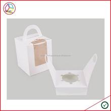 High Quality Rectangular Paper Cupcake Liners