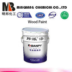 PU paint sealant for wood paint
