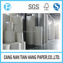TIAN HANG high quality pe coated paper in roll