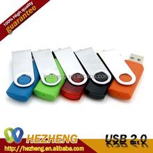 Custom logo Bulk Swivel 1GB USB Flash Drive